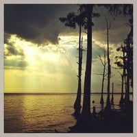 Photo taken at Fontainebleau State Park by Jay on 6/21/2013