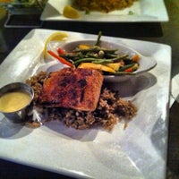 Photo taken at The Blu Crab Seafood House & Bar by Funkytown F. on 1/29/2013