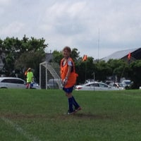 Photo taken at Coon Rapids Soccer Complex by Joel F. on 6/22/2013