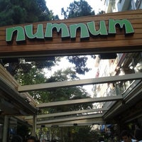 Photo taken at numnum by Tulay G. on 6/27/2013