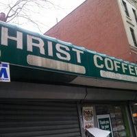 Photo taken at Christ Coffee Shop by Stan K. on 2/24/2016
