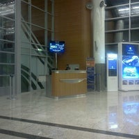 Photo taken at Выход 32 / Gate 32 (D) by William D. on 12/18/2012