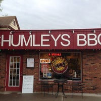 Photo taken at Chumleys BBQ by Hnnssy25 on 5/18/2013
