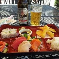 Photo taken at Sushi I by Sonya M. on 5/11/2013
