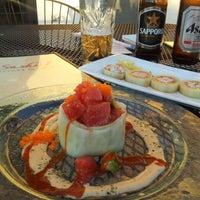 Photo taken at Sushi I by Sonya M. on 5/7/2013