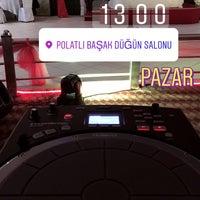 Photo taken at Başak Düğün Salonu by Doruk Çağrı S. on 1/21/2018