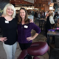 Photo taken at Take 5 Massage @ Whole Foods Market by Take 5 Massage on 3/8/2017