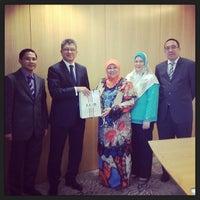 Photo taken at Kementerian Pembangunan Wanita, Keluarga dan Masyarakat (KPWKM) by Mohamad Ali T. on 12/14/2013