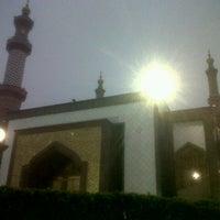 Photo taken at Masjid Raya At Taqwa Kota Cirebon by Tsani U. on 2/16/2013
