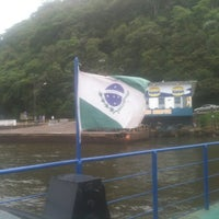 Photo taken at Ferry Boat Caiobá - Guaratuba by Antonio Reinaldo on 1/6/2013