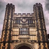 Photo taken at Princeton University by Robert G. on 4/19/2013