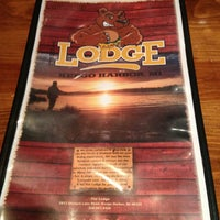 Photo taken at The Lodge by Tony R. on 3/14/2013