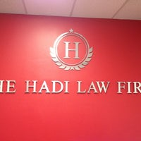 Photo taken at The Hadi Law Firm by Cyrus on 12/5/2012