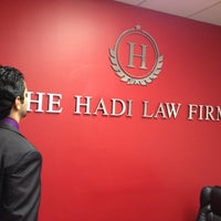 Photo taken at The Hadi Law Firm by Cyrus on 10/17/2012