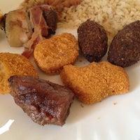 Photo taken at Restaurante Pé de Pequi by Letícia A. on 10/11/2012