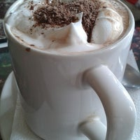 Photo taken at Fábrica de Chocolate by Isabella B. on 7/20/2014