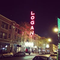 Photo taken at Logan Square by Charity on 11/16/2012