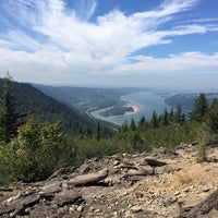 Photo taken at Angels Rest by Tom F. on 8/15/2017