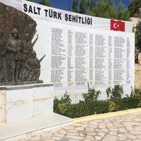 Photo taken at Salt Türk Şehitliği by Erdoğan K. on 7/30/2017