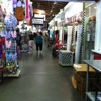 Photo taken at Red Barn Flea Market by Jennifer on 10/13/2012
