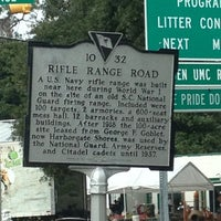 Photo taken at Rifle Range Road by Johnny W. on 12/7/2012