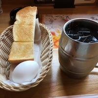 Photo taken at Komeda's Coffee by yossy on 8/20/2017