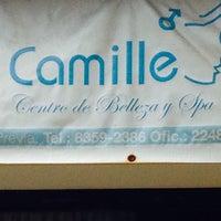 Photo taken at Centro de Belleza y Spa Camille by Jacquie V. on 10/11/2014