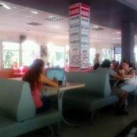 Photo taken at E-Cafe by Egemen C. on 9/20/2012