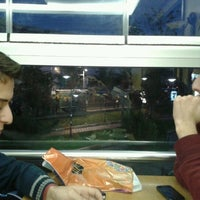 Photo taken at Avrupa Cafe & Restaurant by Furkan A. on 12/9/2012