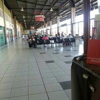 Photo taken at Terminal Rodoviário Internacional de Itajaí (TERRI) by Ra F. on 4/30/2013