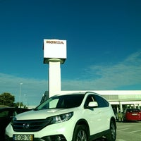 Photo taken at Honda Portugal by Pedro Juárez F. on 9/4/2014