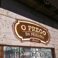 Photo taken at O Prego da Peixaria by Pedro Juárez F. on 6/19/2016