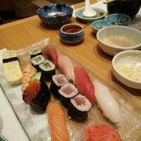 Photo taken at Sushi Sei by deby p. on 4/23/2016