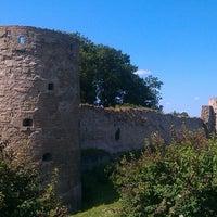 Снимок сделан в Копорская крепость пользователем Анна Д. 7/14/2013