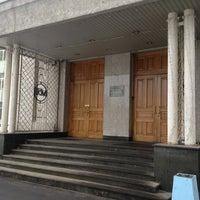 Photo taken at Московская банковская школа by Alexander K. on 2/27/2013