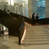 Photo taken at New World Makati Hotel by Mae P. on 6/28/2013