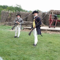 Photo taken at Fort Ticonderoga by Joel B. on 9/8/2017