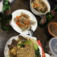 Foto scattata a Lan Zhou Handmade Noodle & Dumpling da Bonnie il 2/1/2018