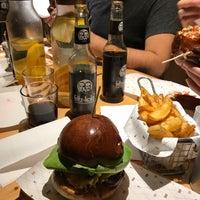 Photo taken at Burger Van Bistro by Aidan A. on 5/8/2017
