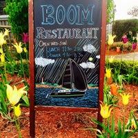 Photo taken at Boom Restaurant by Boom Restaurant on 10/18/2016