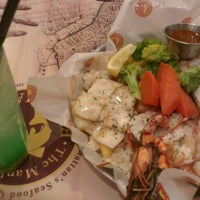 Photo taken at The Manhattan Fish Market by Siti N. on 4/12/2013