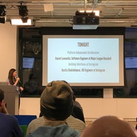Photo taken at Facebook NYC by Kris A. on 3/13/2017