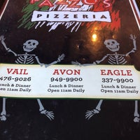 Photo taken at Pazzo's Pizza by Kris A. on 2/19/2018