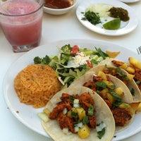 Photo taken at Taco Diner by Tila O. on 4/22/2013