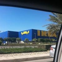 Photo taken at IKEA  آيكيا by Алексей on 2/7/2013