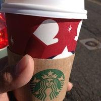 Photo taken at Starbucks by Alec N. on 11/3/2012