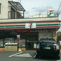 Photo taken at 7-Eleven by Yujiro S. on 7/19/2013