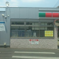 Photo taken at サンクス 小平学園東町店 by Yujiro S. on 7/7/2013