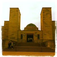 Photo taken at Australian War Memorial by Angel A. on 7/18/2013