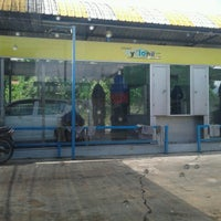 Photo taken at Automatic Car Wash (Jalan Bkt Awi) by Natasha N. on 12/15/2013